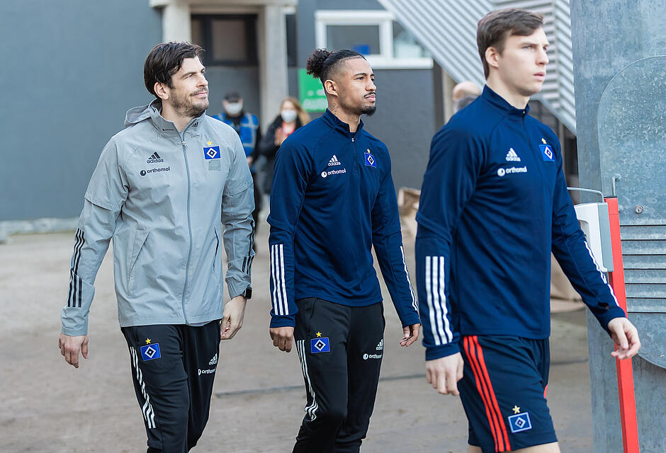 Würzburger Kickers - Hamburger SV